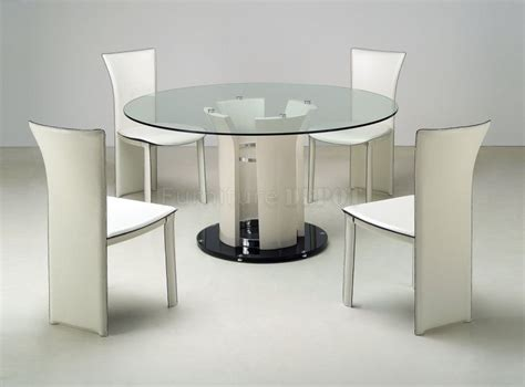 Contemporary Glass Dining Room Table 39 Modern Glass Dining Room Table Ideas