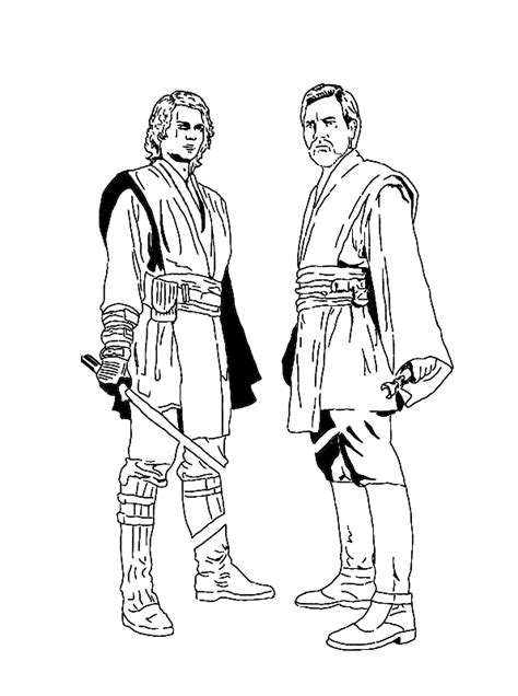 anakin vs obi wan by stomac on deviantart