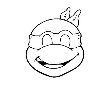 ninja turtle head coloring page coloring pages ninja turtles coloring page ninja turtles