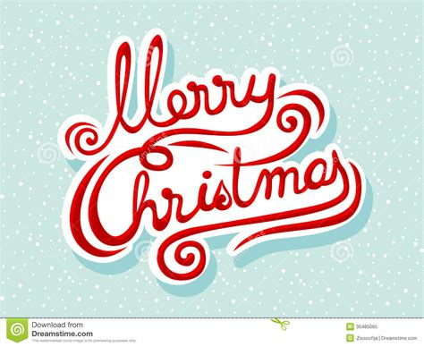 merry christmas lettering royalty  stock photo image