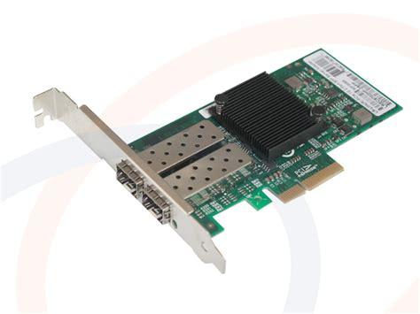 dwukanałowa serwerowa światłowodowa karta sieciowa pci