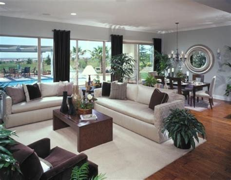 brown blue living room gray and brown living room modern house