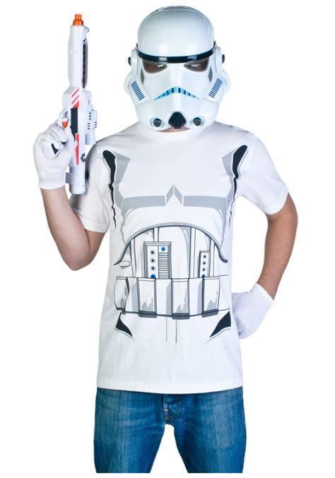 Kaos Tshirt Wars Stromtrooper Mask 1 wars stormtrooper costume t shirt