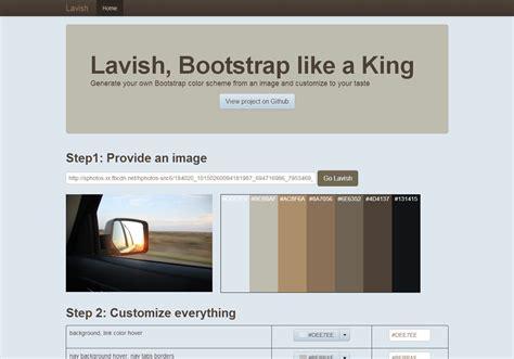 bootstrap theme generator sass テーマやui サンプルサイトなどtwitterbootstrapにかかわるサイトをまとめてみました へっぽこ開発室
