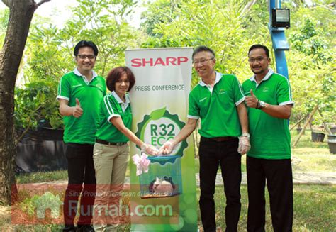 Freon Ac Sharp ac sharp kini gunakan freon ramah lingkungan rumah dan