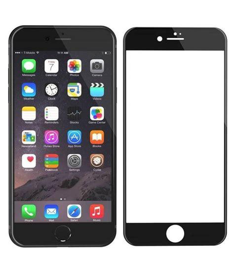 iphone   tempered glass screen guard  ve black