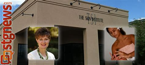 newspaper the institute one s resolve others resource the skin institute st george news