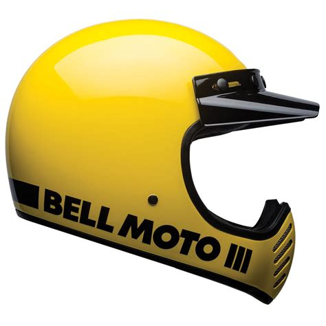 Helmet Bell 5 Button Bell Moto 3 Helmet