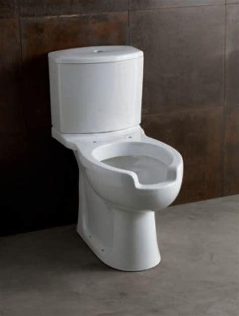 tazza bagno wc monoblocco disabili