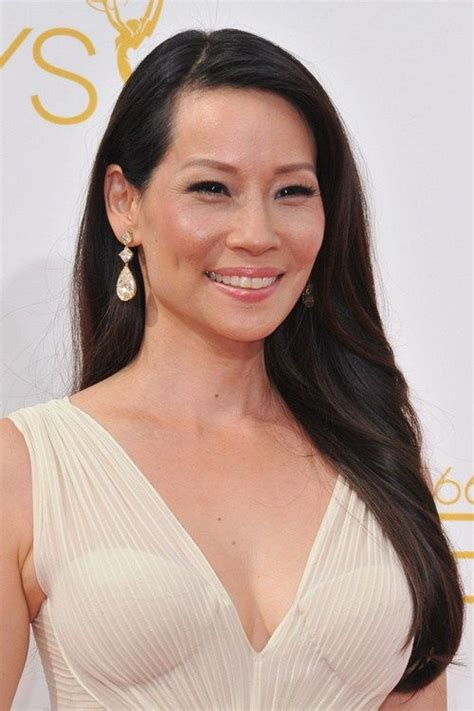 lucy liu straight hair the glossiest a list styles instyle uk 25 best ideas about long asian hairstyles on pinterest