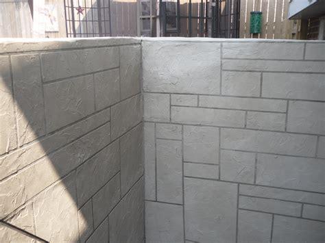 parging wall coatings foundation repair tybo concrete