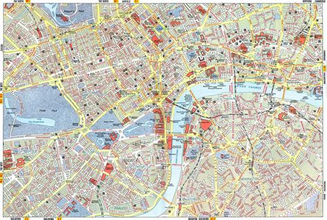 map of the city of maps update 16001127 tourist map of maps