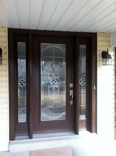 glass entry doors residential replacement entry doors in st louis glass residential