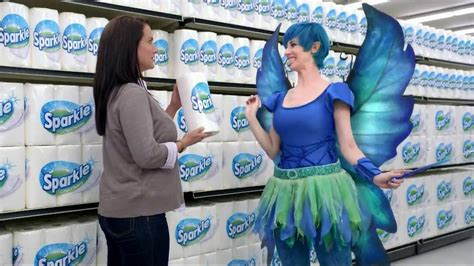 sparkle commercial fairy actress sparkle towels tv commercial fairy ispot tv