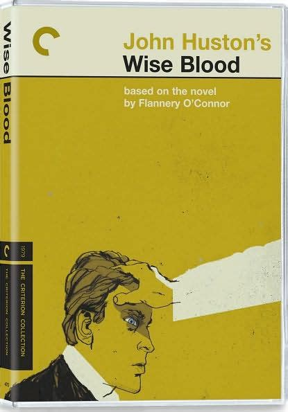 libro wise blood wise blood by john huston brad dourif ned beatty harry