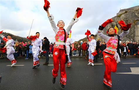 new year parade brussels lunar new year celebrated in belgium 7