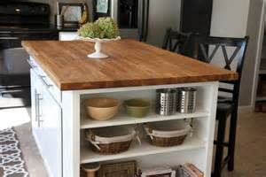 Ikea Kitchen Island Butcher Block Butcher Block Island On Kitchens Cabinets And Butcher Blocks