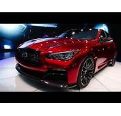 Watch The Infiniti Eau Rouge Concept Sports Car Debut At