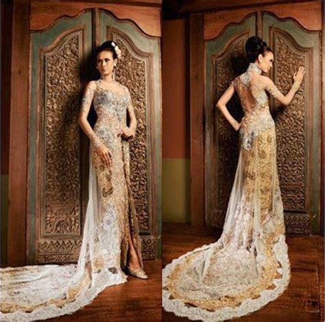 Selena Kebaya Batik Modern internasional dress kebaya international kebaya batik modern