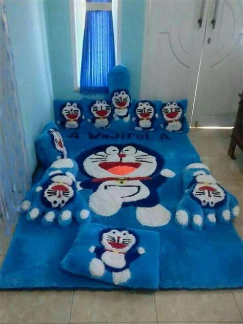 Karpet Set Hello Kittyset Karpet Hello Kittykarpet Hello jual karpet set doraemon hello keropi ney karpet