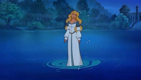 The Swan Princess - a princess to