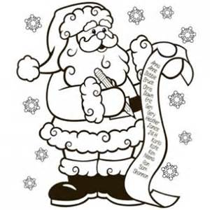 quot nice list quot coloring free christmas recipes coloring pages kids amp santa letters