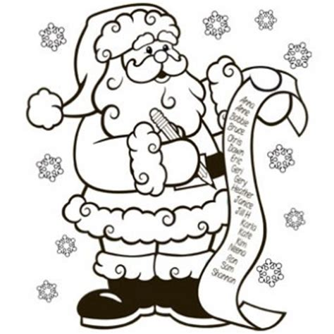 christmas coloring pages free n fun the quot nice list quot coloring page free christmas recipes