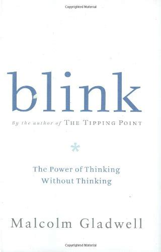 blink the power of 0316172324 blink the power of thinking without thinking