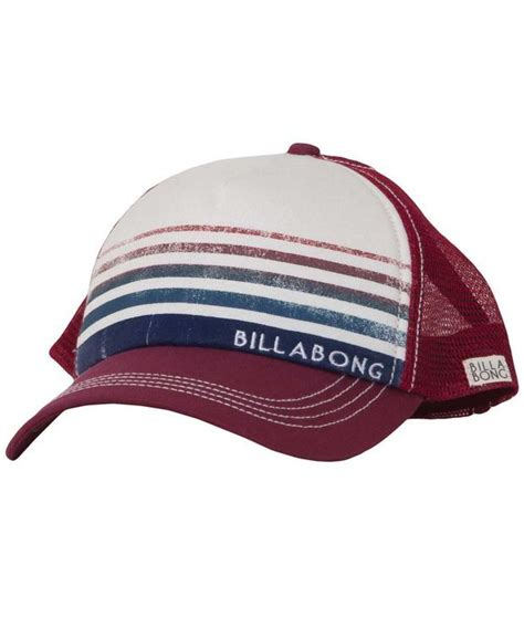 billabong s settle already trucker hat