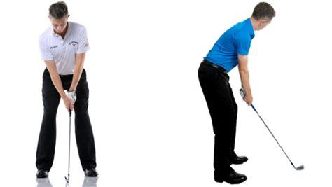 keys to good golf swing golf basics lesson posture swingstation