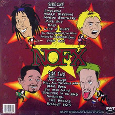 nofx i heard they live 12 inch lp vinyl