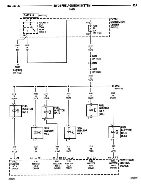 fuel injector wiring harness diagram for 86 corvette