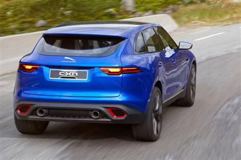 jaguar c x17 suv jaguar c x17 concept suv rear view