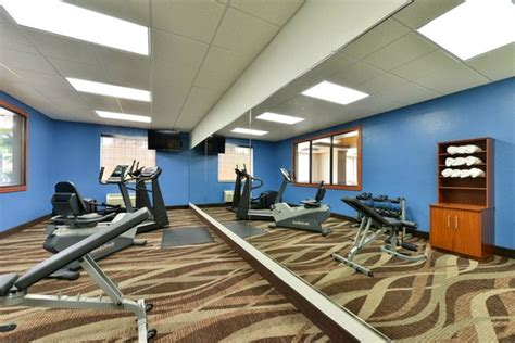 which is better quality inn or comfort inn fitness center picture of comfort inn suites el