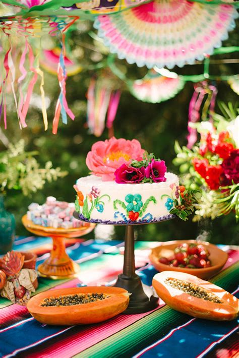 Southern Living Home Decor Party by Mexican Party Ideas Wedding Amp Party Ideas 100 Layer Cake