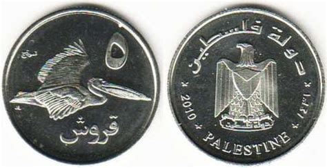 pelican pattern trading sheqel page 8 1 trade coins of the palestinian authority