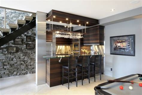 home bar wall decor turn your basement into a bar 20 inspiring designs that