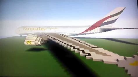 emirates youtube minecraft airbus a380 800 emirates airlines youtube