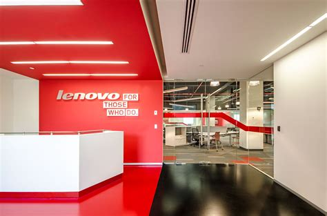 Lenovo Corporate Office by Lenovo Mexico Offices Office Snapshots