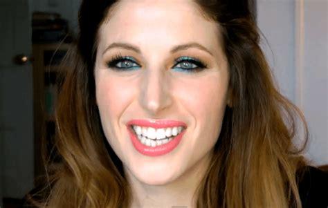 tutorial eyeliner cliomakeup tutorial trucco cliomakeup acquamarina e marroncino