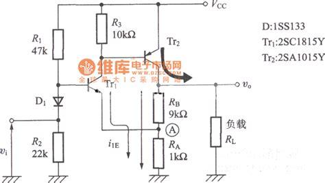 pnp transistor circuit diagram dc lifier circuit diagram with npn and pnp transistors control circuit circuit diagram