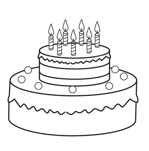 coloring pages easy to print get this easy printable cake coloring pages for children
