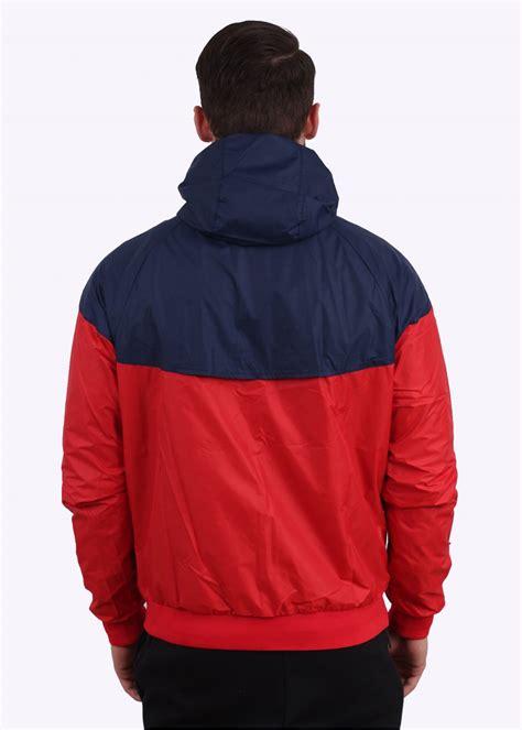 Jaket Nike Windrunner Navy 1 Nike Windrunner Jacket Navy