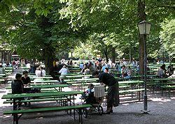 Paulaner Biergarten München Englischer Garten by Biergarten La Enciclopedia Libre