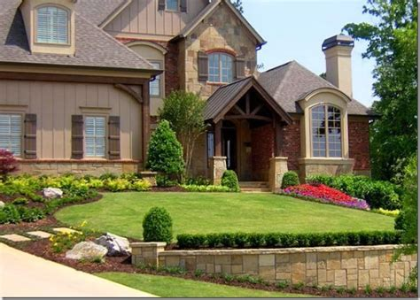 house landscaping 5 ways to create curb appeal increase home values southern hospitality