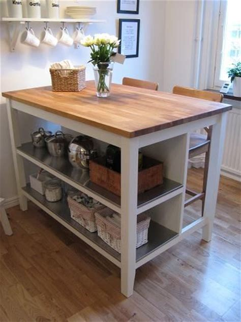 ikea stenstorp island kitchen pinterest