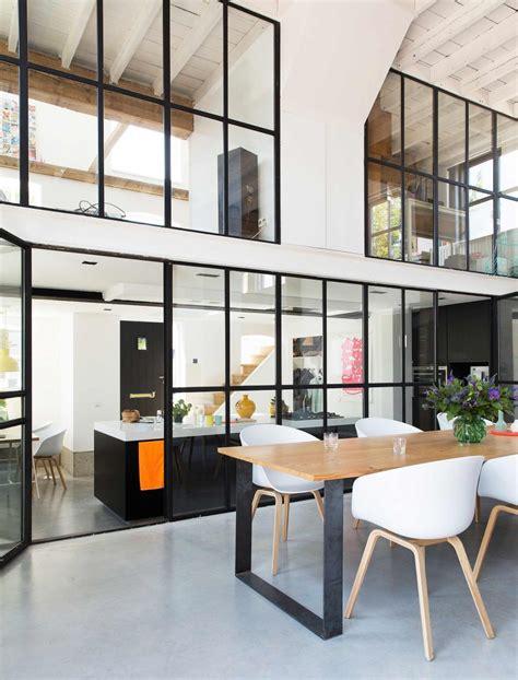Wohnzimmer New York Style by Verri 232 Re Style Atelier Dans Un Loft R 233 Nov 233