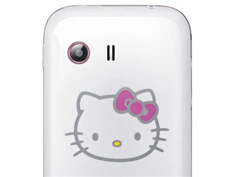 hello kitty wallpaper samsung galaxy young samsung launches a hello kitty branded galaxy y in germany