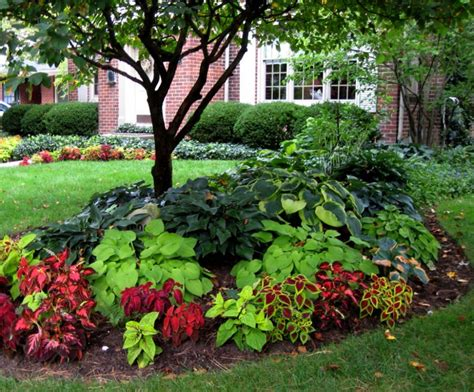 shade garden design ideas simple and beautiful shade garden design ideas 23