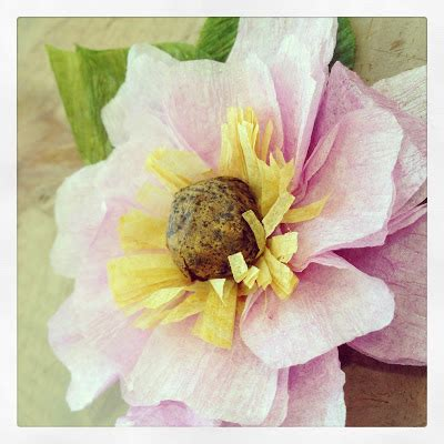 Handmade Crepe Paper Flowers - marion smith designs handmade flowers